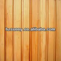 Pine/Hemlock/Red Cedar/Spruce easy install and beautiful wooden wall panel