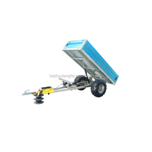 Modern Modular Lowbed Tractor Tipping Hydraulic Gooseneck Low Bed Trailer