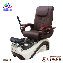 2016 Kangmei Sanitary Nails supplies chocolate pedicure chair (KM-S822-3)