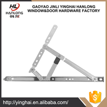 Top-hung window stay/friction hinge