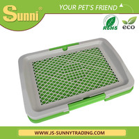 Simple new design dog pet toilet tray