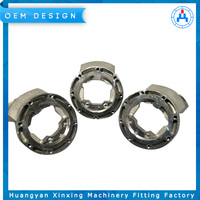 China OEM Manufacturer Precision CNC Machining Forged Part