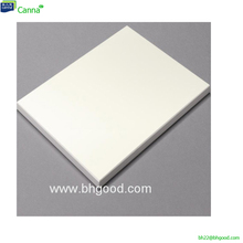 White Compact Laminate HPL 8MM thickness White Core
