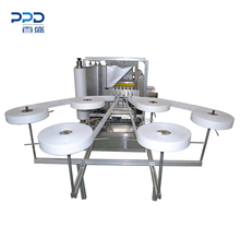 Latest Model Fully Automatic Alcohol Pad Making Machine