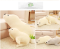 "Plush Twinkle Harp Seal 15""/High Quality Stuffed Toy White Seal /Stuffed Animal Toy Seal"