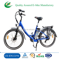 2016 New model 36V 10AH electric bike with pedals electric bicycle for Passenger and Cargo (TDF02Z)