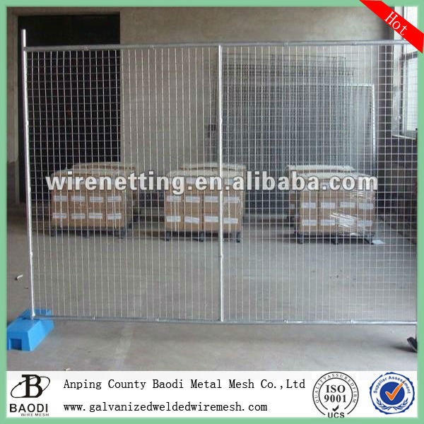 galvanized welded panel temporary fencing clamp