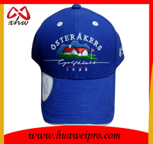 Popular Custom Special Images Creative Brand Name 3D Embroidery Logo Baseball Cap
