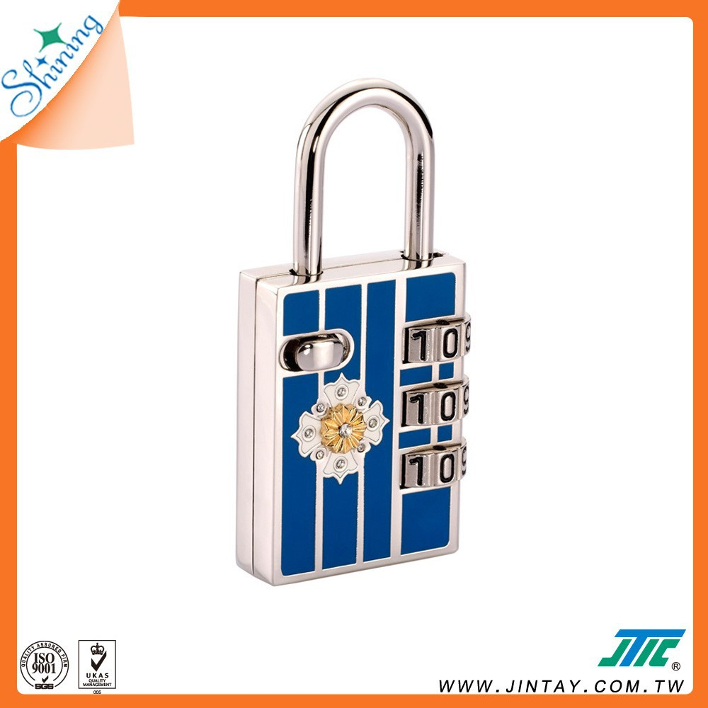Dual Function 3 Combination Coded Lock with USB Drive