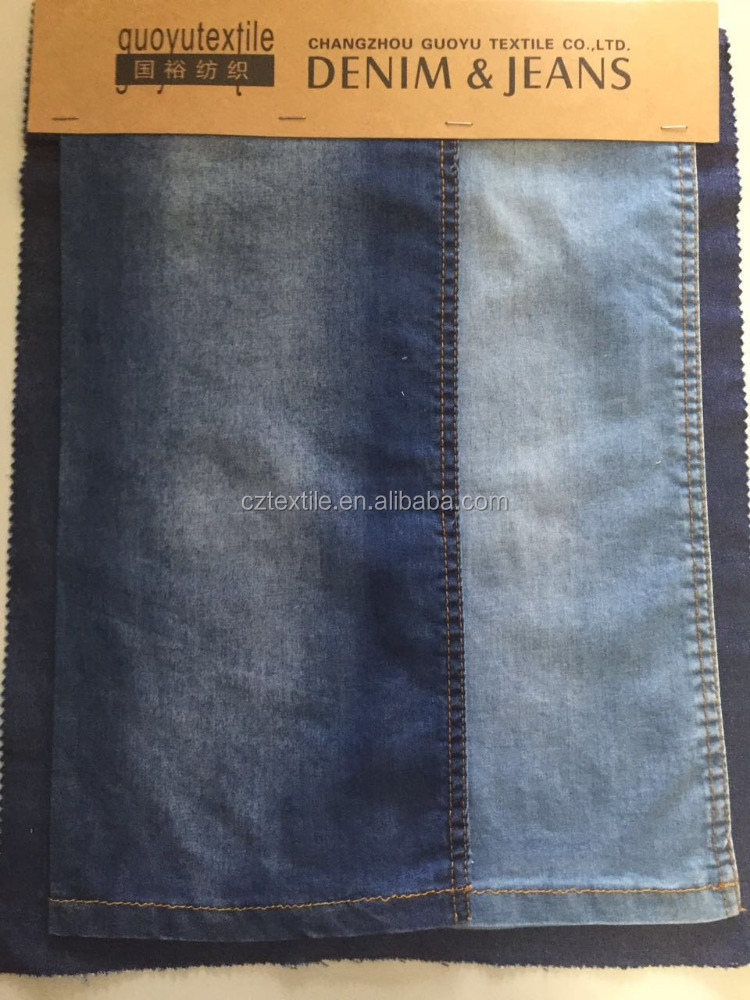 cotton stretch denim fabric jeans wholesale price