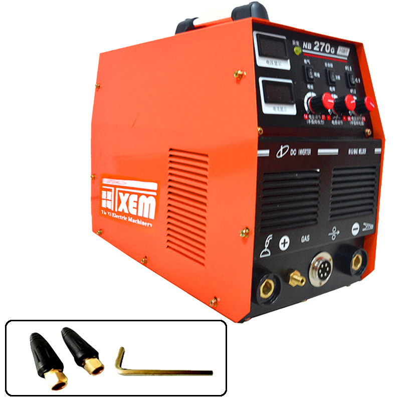 NBC-270Good quality inverter pulse band saw welder
