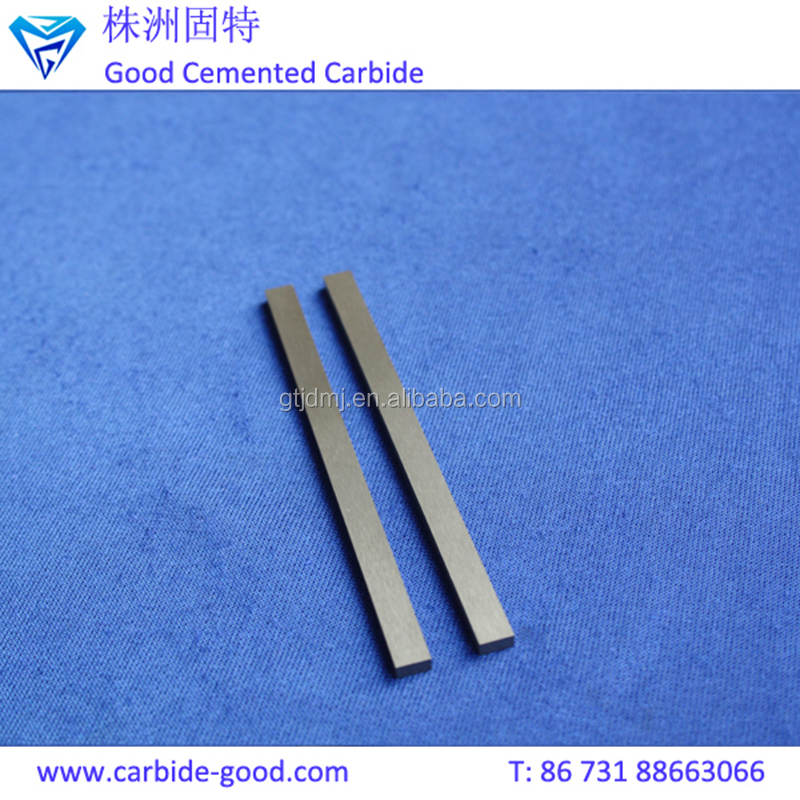 high quality tungsten carbide strip for welding high hardness carbide strip