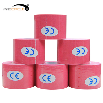 High Quality Waterproof Sports Athletic Kinesiology Tape