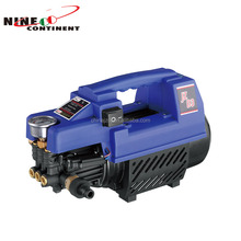 Portable pressure washer with rechargeable battery and home use high pressure car washer