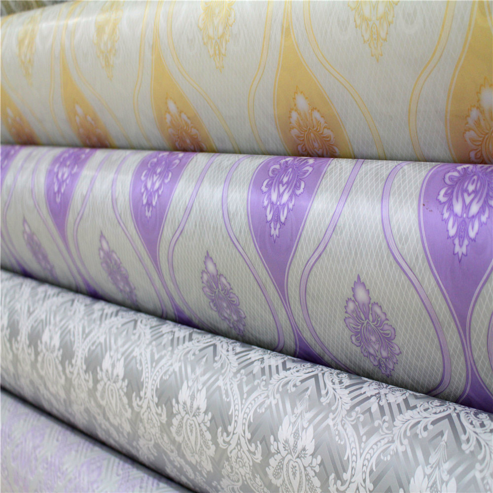 hot sale decoration wall paper roll