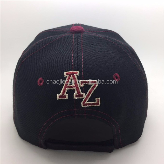 Simple custom embroidery baseball cap