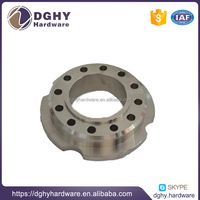 ITS-186 Aluminum Alloy CNC turning Motorcycle parts