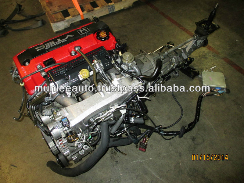 JDM Used Engine 6spd Trans Manual Trans Motor Long Block Suit fit for Vehicle Honda S2000 S2K