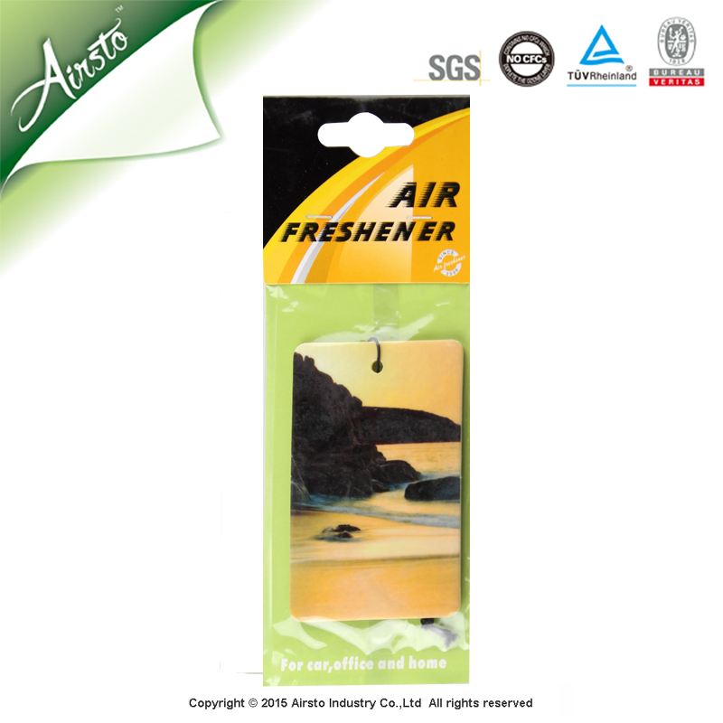 Organic Flavour & Fragrance Air Freshener Car Freshener