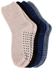 wholesale new sleep soft adult Indoors Anti-Skid Winter Slipper Socks