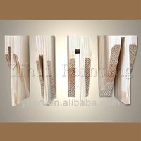 Wood Frame Stretcher Bars for Canvas Oil Painting