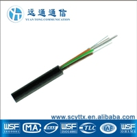 GYTY G652D/G657A2 outdoor optical fiber Cable