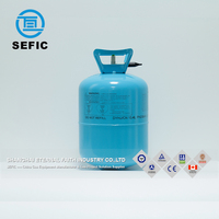 2017 China Made Popular in South America Market Wholesale Portable Helium Gas Cylinder