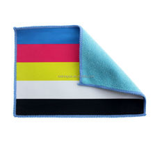 double layers 200+280gsm customising microfiber small hand towels