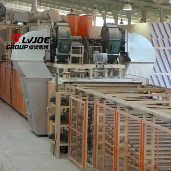 2-30 million sqm anual capacity Plaster Wall Board Production Line