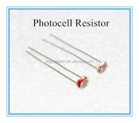 Photoresistance 5516 5MM photoelectric sensor photoelectric switch
