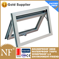 aluminum transom shed window