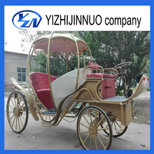 Yizhinuo Top quality electric cinderella vehicle carriages/wagon/car for sale