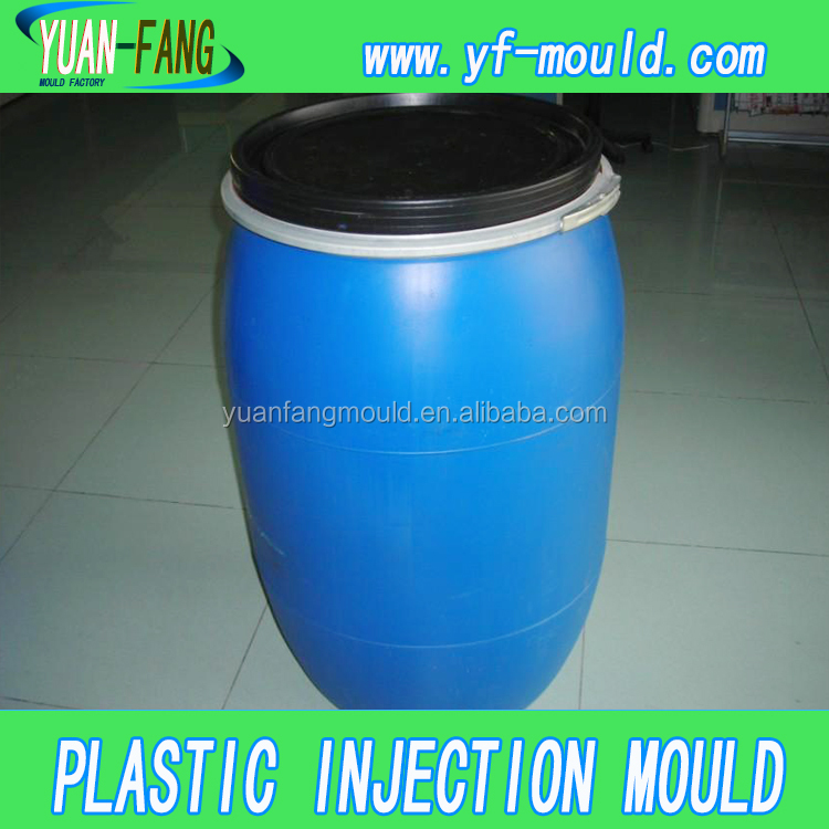 Plastic Jerry Can bottle Mould steel