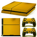 Hot Selling Wholesale For Sony Playstation 4 Console Chrome Skin Sticker