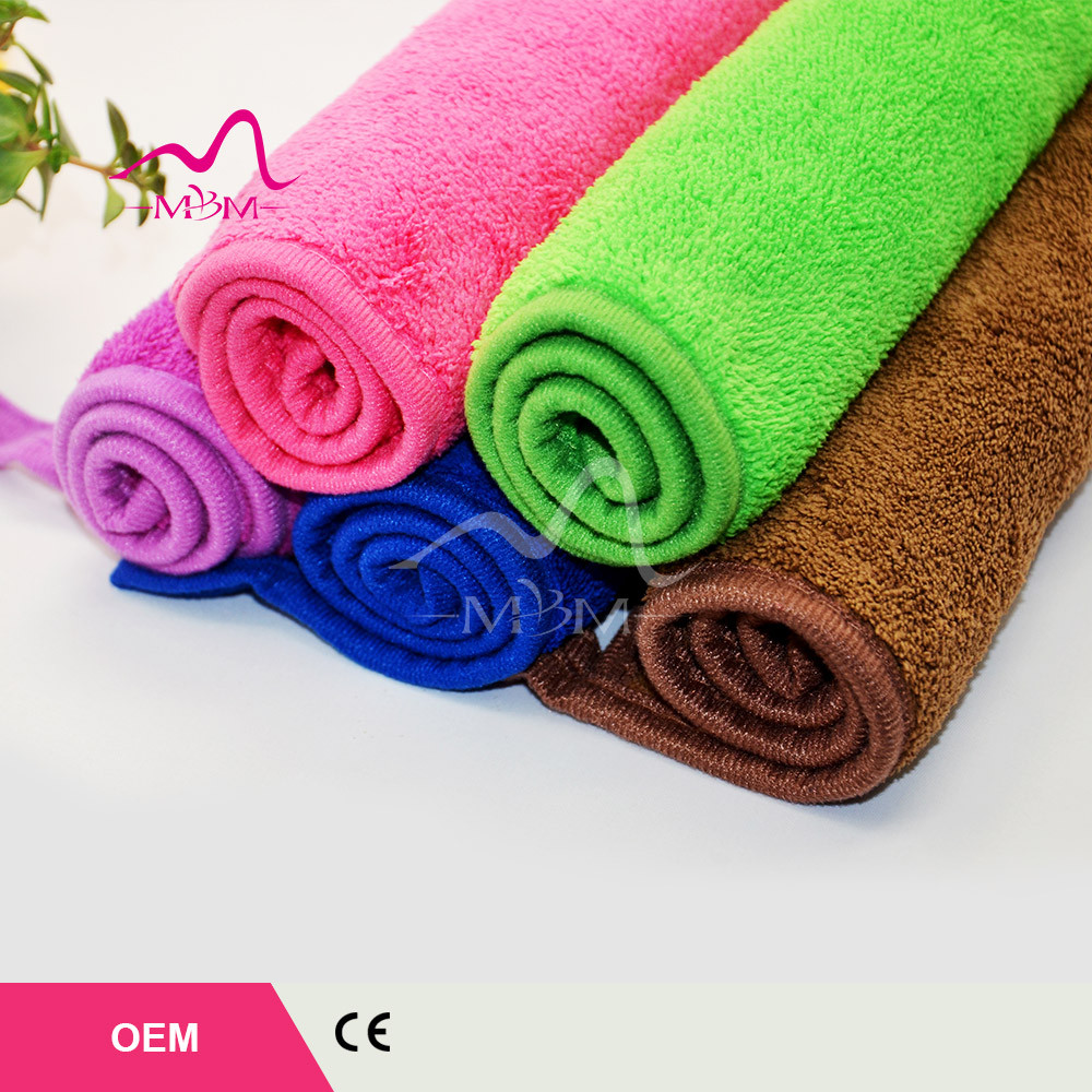 china products promotional multifunctional custom makeup remover microfiber cleaning towel