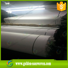 35gsm white pp /polypropylene nonwoven pillow cover fabric manufacturers