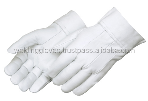 Tig/Mig Welding gloves 3 inches cuff for pulse protection