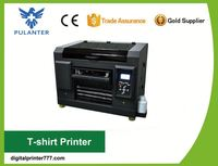 Eco solvent dust-proof inkjet printer,solvent inkjet printer with pilaris head,flatbed printer price manufacturer