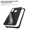 Ultra Slim Tempered Glass Armor TPU Case Back Covers For iPhone X 8 8 Plus With Air Cushion