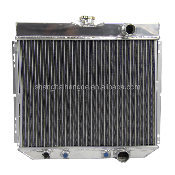 auto parts poland aluminum Radiator for Ford Mustang 1967-1969, Fairlane 1963-1969