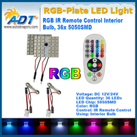 Newest Auto Led Light RGB Car