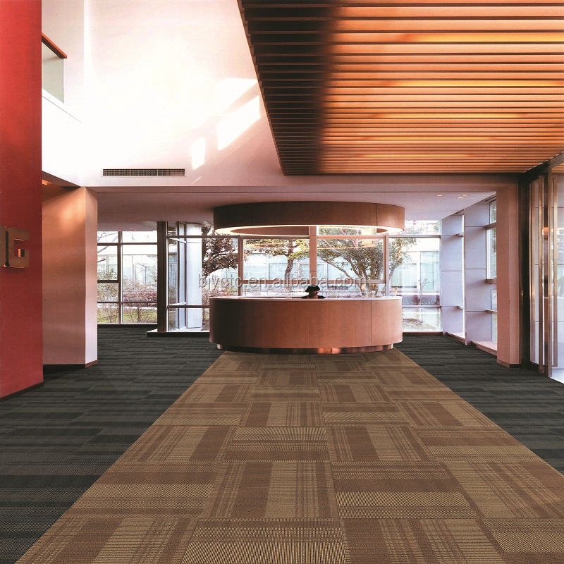 High quality office conference room meetting room carpet tiles
