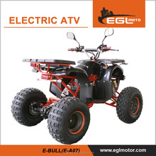 48 electric adult ATV for sale with rear-view mirror