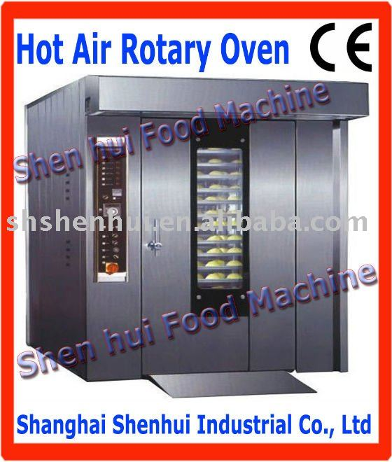 CE APPROVALED Rotary Oven