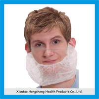 Food industry beard cover,disposable beard cover