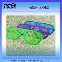 2015 coulourful fashion glasses discount sunglasses hut football funny glasses