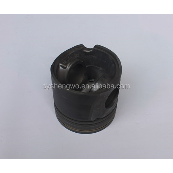 carbon ink piston C5255257 high quality engine piston for bus