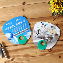 Hot Sale Promotional Gift PP Plastic Hand Fan for Summer