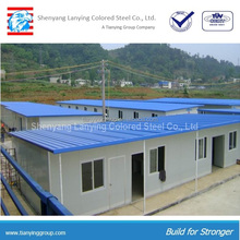 low price light steel frame prefab homes prefab house