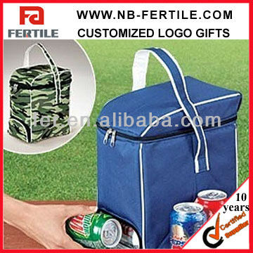 PTV002399 INSULATED DISPENSER BEER CAN COOLER BAG